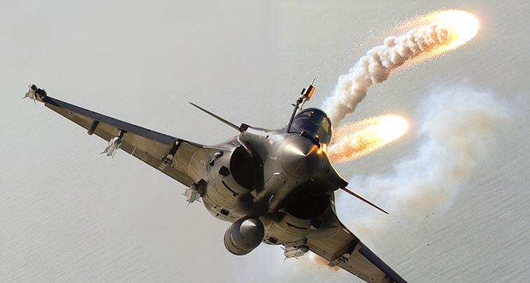 Lacroix Defense Rafale Decoys Chaff and Flares