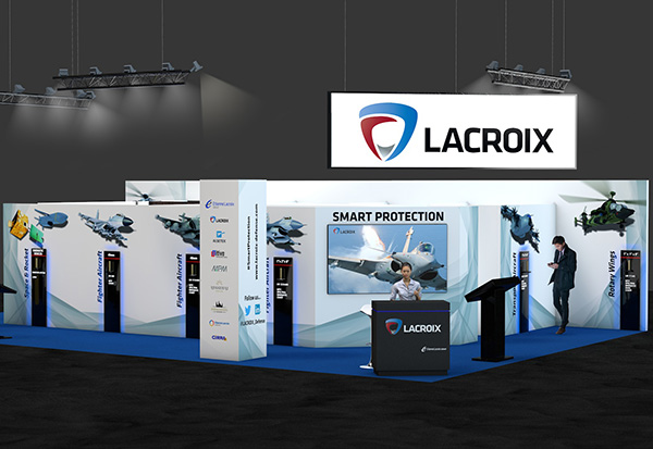 Lacroix Defense At Paris Air Show 2017