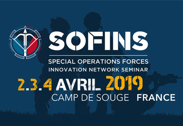 Lacroix to Showcase at SOFINS 2019