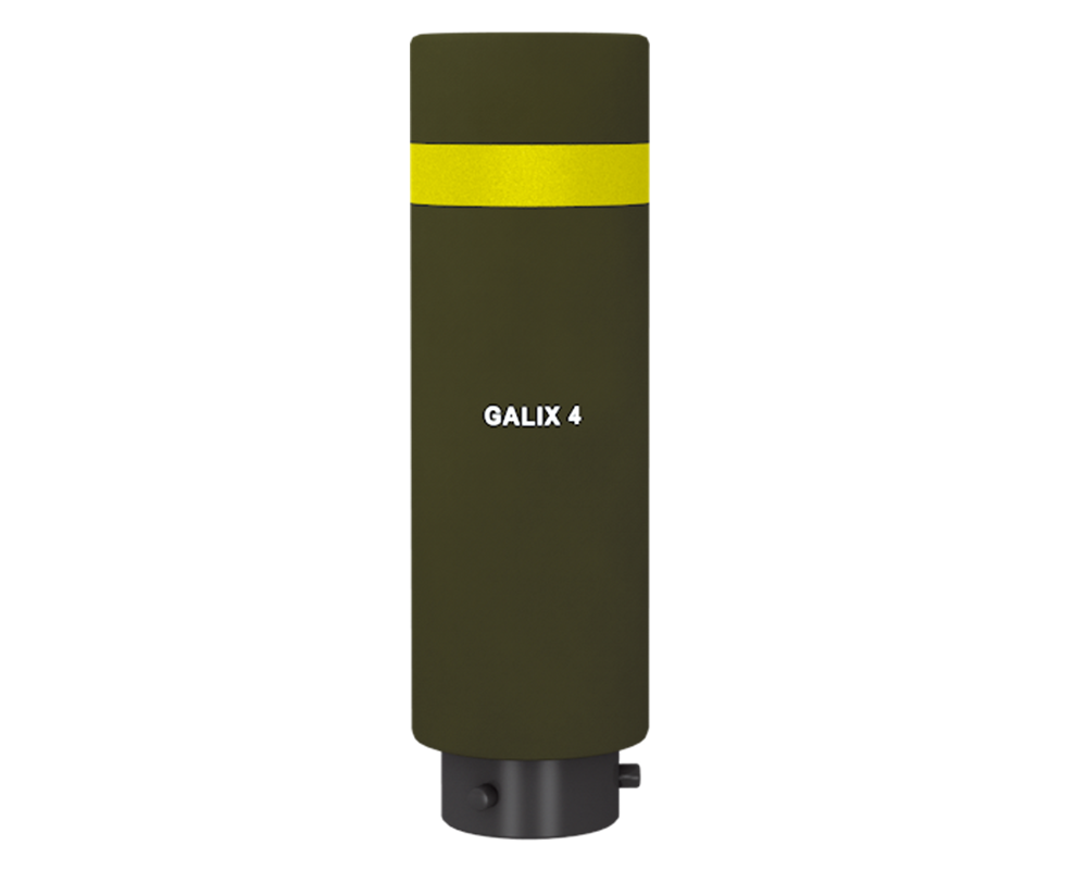 Lacroix Defense Vehicle Survivability Galix 4 Neutralization Ammunition